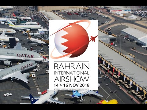 Embedded thumbnail for Bahrain International Airshow